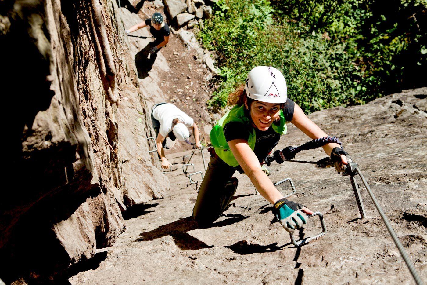 Klettersteigset Leihen : Klettersteig gerlosstein mountainshop hörhager